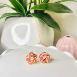 KNOT STUD EARRINGS | FASHION